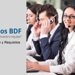 Recluta: Bolsa de empleos BDF